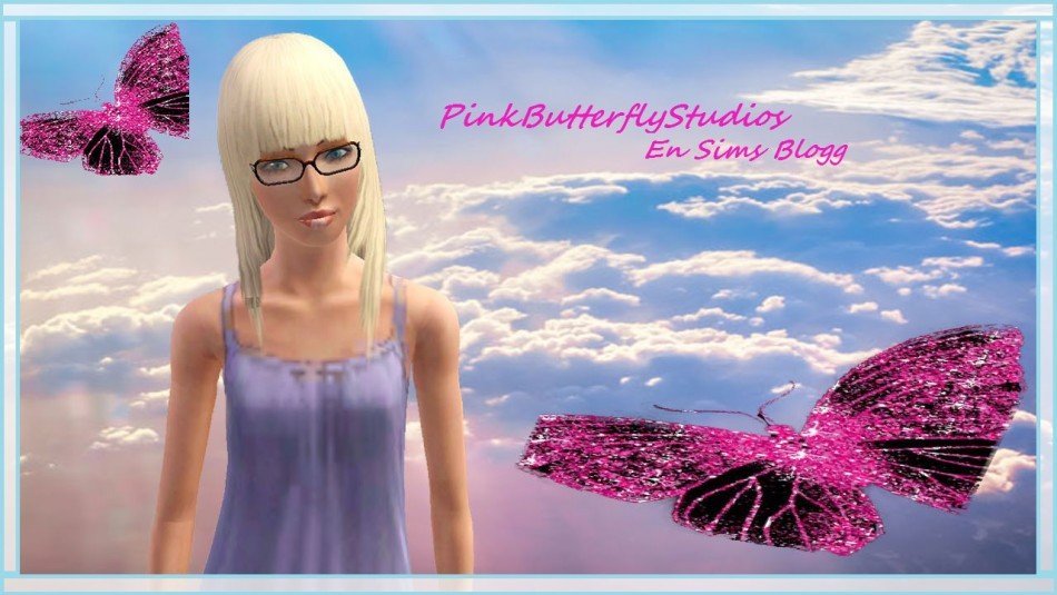 pinkbutterflystudios - en sims blogg